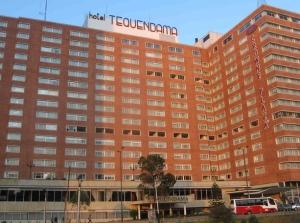 Hotel Tequendama Crowne Plaza, donde se realizará décima Reunión de Ministros de Justicia de u otros Ministros, Procuradores o Fiscales Generales de las Américas