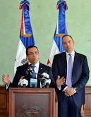 Canciller Navarro y Ministro de Industria, Del Castillo Saviñón